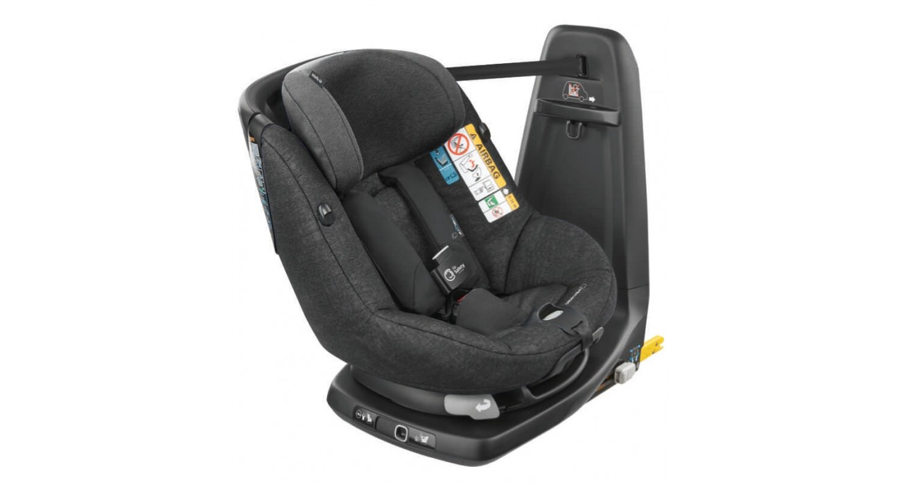 Bébé Confort Axissfixv Air Nomad Black