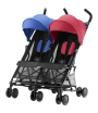 Britax-Römer Holiday Double Flame Red / Ocean Blue