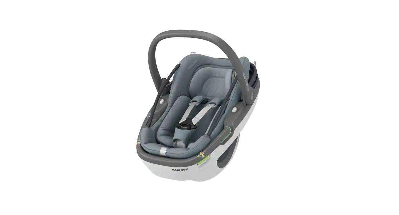 Bébé Confort Coral Essential Grey